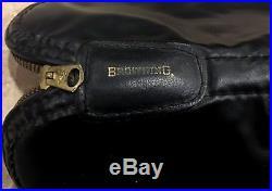 Vintage 1960's Red Lined Original Browning Gun Rug Pistol Case