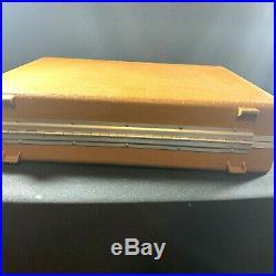 Vintage Gun Guard Hand Gun Pistol Storage Case Hardcase Great Condition Rare