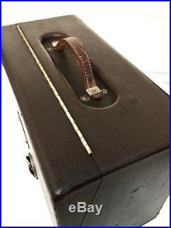 Vintage Pachmayr Gun Works Super Deluxe Pistol Shooting Range Box