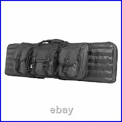 Vism Cvdc2946u-42 42 Inch Double Carbine Case-urban Grey