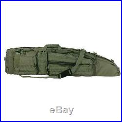 Voodoo Tactical 15-798105000 OD Green 53 The Ultimate Drag Bag Hunting