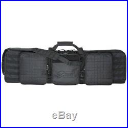 Voodoo Tactical 42 Inch Deluxe Padded Weapons Case, Black 15-9648001000