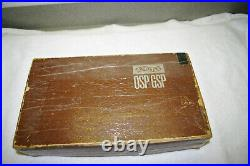 Walther Model OSP/GSP P253.22 LR Pistol Box