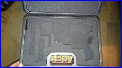 Walther P22 Pistol Hand Gun Hard Case