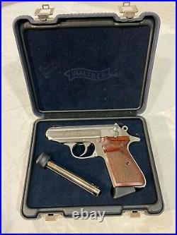 Walther PPK PPK/s Presentation Case