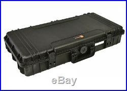 Waterproof 31 short Rifle Case Hard Gun Case Elephant EL3105 with pre-cubed foam