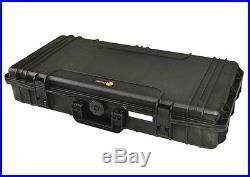 Waterproof 31 short Rifle Case Hard Gun Case TSA Accepted Elephant EL3105