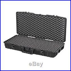 Waterproof 31 short Rifle Case Hard Gun Case TSA Accepted Elephant EL3105 Conv