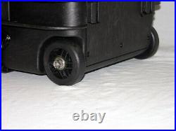 Wheeled Armourcase 1510 precut 4 Pistol 12 mag watertight foam gun carry case