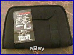Winchester 11 Sporting Revolver Hand Gun Pistol Case, Zippered, Black NEW