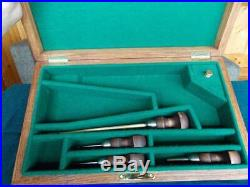 Wood Case Box Revolver Colt 1851 Colt Navy Colt Army Remington 1858 With Tools